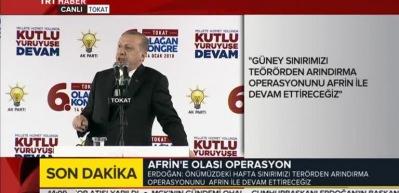 Erdoğan açıkladı! Operasyon geliyor