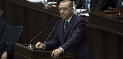 Erdoğan: Aynı tuzağı şimdi de ABD'de kurdular!