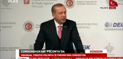 Erdoğan: Bu yılı yüzde 5'in üzerinde büyüme ile tamamlayacağız