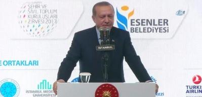 Erdoğan: Hata yaptık, kıymetini bilemedik!