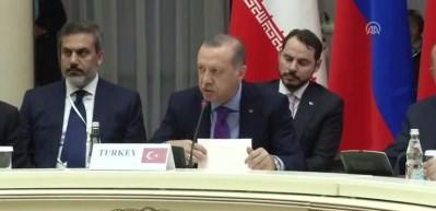 Erdoğan: Kritik kararlar alacağız