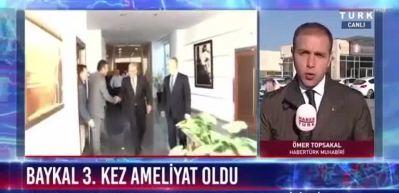 Erdoğan'dan Baykal talimatı! Uçakla getirtti