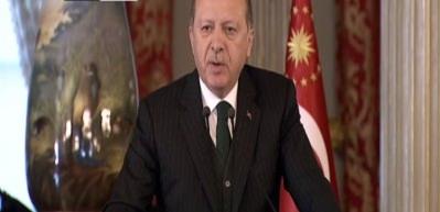 Erdoğan'dan BM çıkışı