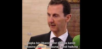 Esed'den YPG'ye sert sözler!