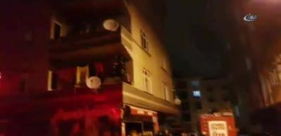 Esenyurt'ta soba kaynaklı patlama: 6 yaralı