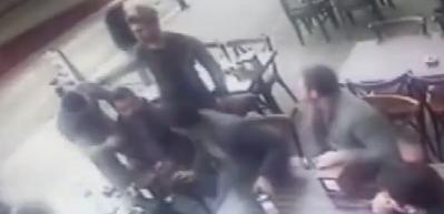 Fatih'te 'insan kaçakçısı' dehşeti kamerada!