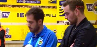 Fenerbahçeli Janssen:Önemli bir galibiyet oldu