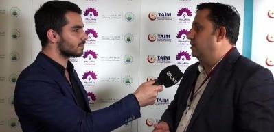 Filistinli gazetecilerden Kuveyt'e destek!