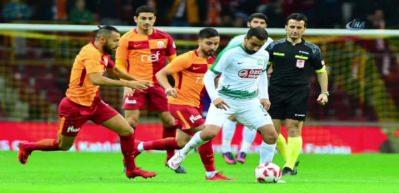 Galatasaray'dan farklı galibiyet