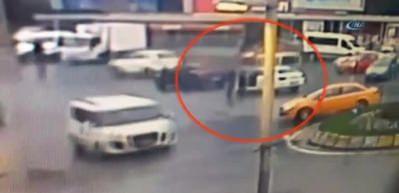 Gazeteci Ali Tarakçı'nın vurulma anı kamerada!