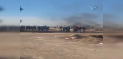 Gazze ve Batı Şeria'da'ki olaylarda 29 Filistinli yaralandı