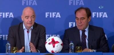 """Gianni Infantino: """"Türkiye EURO 2024'e çok iyi ev sahibi olur"""""""