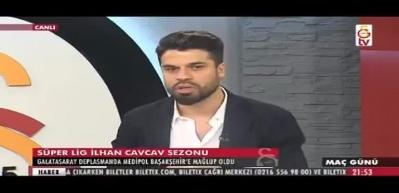 Gökhan Zan GS TV canlı yayınında şoke etti!