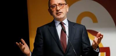 G.Saray'da şok sözler: Başkan beni hedef gösterdi