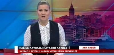 Hacı Halise Kavrazlı ebediyete uğurlandı