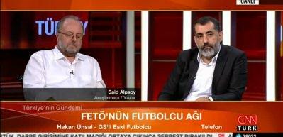 Hakan Ünsal: Hakan Şükür'ü o gün aradım...