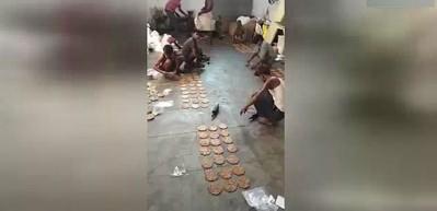 Hint işi fast-food mide bulandırdı