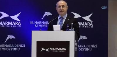İBB Başkanı Mevlüt Uysal: Marmara o kadar çok kötü değilken tamamını temizleyebiliriz