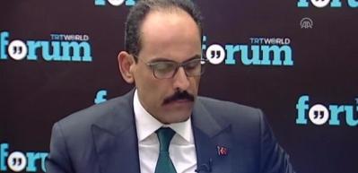 İbrahim Kalın'dan 'ABD ile vize krizi' açıklaması