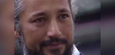 İlhan Mansız, Vodafone Park'ta gözyaşlarına hakim olamadı