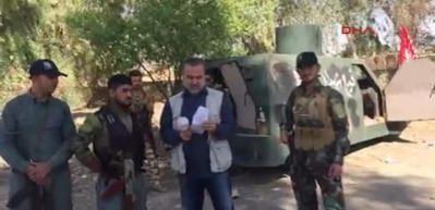 Irak ordusu harekete geçti