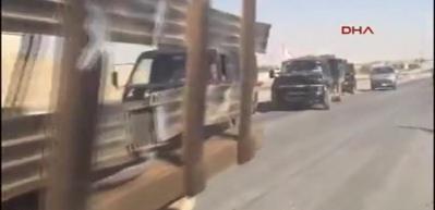 Irak ordusu ilerleyişini sürdürüyor