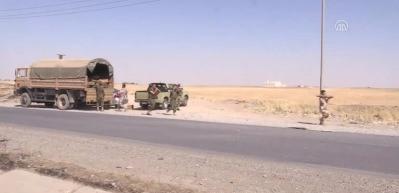 Irak'ta hareketli saatler: 60 km kaldı!