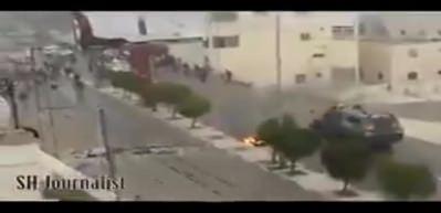İsrail güçleri ambulanstaki yaralıları gözaltına aldı!