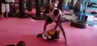 İsrailli düzenbaz boksörün sonu