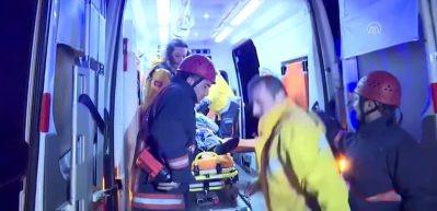 İstanbul Şişli'de korkunç kaza!