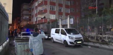 İstanbul'da kafede silahlı saldırı! Yaralılar var