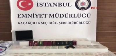 İstanbul'da sahte vize operasyonu