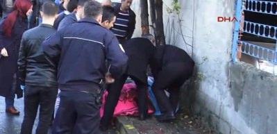İstanbul'da sokakta feci olay!