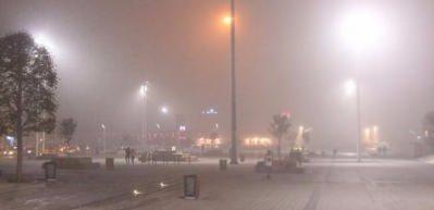 İstanbul'da yoğun sis!