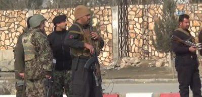 Kabil'de askeriyeye saldırı! Çatışma sürüyor...