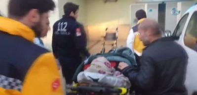 Karısını, köpeğin saldırısından kurtarmak isterken kazara vurdu