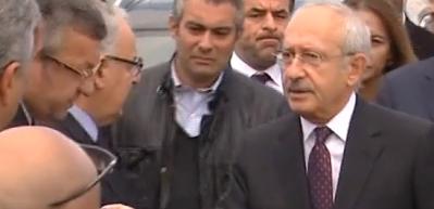 Kılıçdaroğlu ve İnce, Baykal'ı ziyaret etti