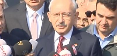 Kılıçdaroğlu'ndan Deniz Baykal açıklaması!