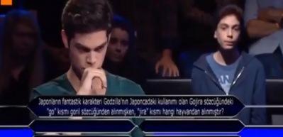 Kim Milyoner Olmak İster'de izleyiciyi ekrana kilitleyen soru