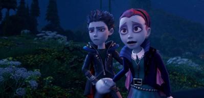 Küçük Vampir 3D filmi vizyona giriyor