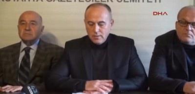 Kütahya'da, Rasim Ozan Kütahyalı'ya tepki