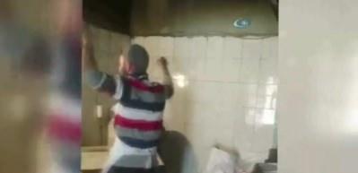 Lavaş ustasının videosu gülmekten kırıp geçiriyor