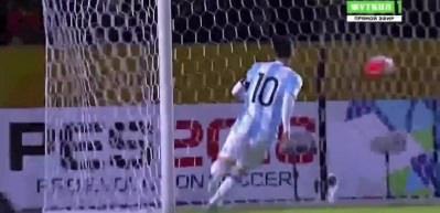 Lionel Messi hat-trick yaptı, Arjantin kazandı!