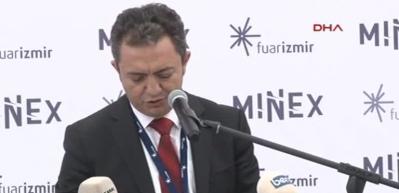 Maden sektörü İzmir MINEX'te buluştu