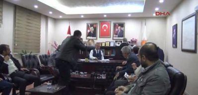 Mardin AK Parti İl Başkanı Dündar görevini bıraktı