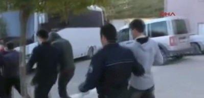 Mardin'de uyuşturucuya 7 tutuklama
