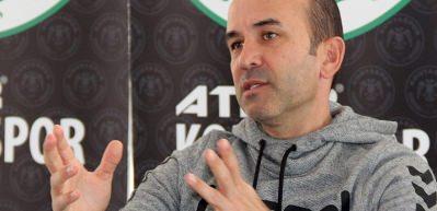 Mehmet Özdilek: Bizim sahada yapacaklarımız belirleyici olacak