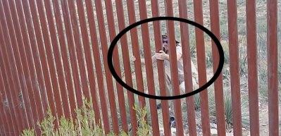 Meksika'dan ABD'ye böyle geçti