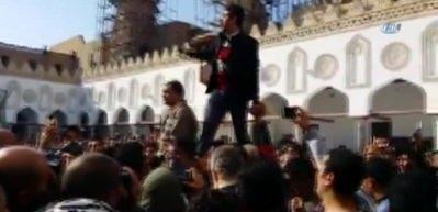 Mısır'da Kudüs kararı protesto edildi