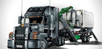 Mükemmel Lego Technic Mack Kamyon Seti